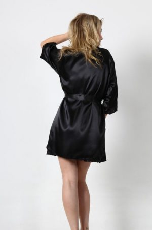Miorre Satin Dressing Gown